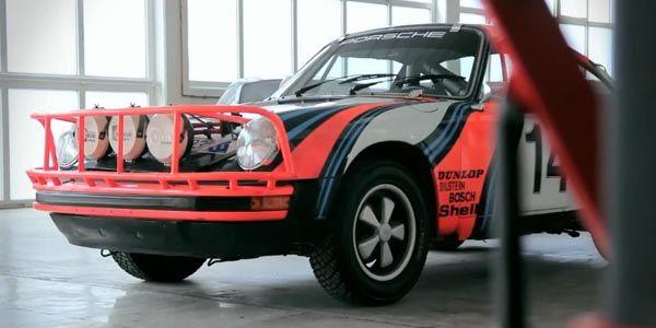 La Porsche 911 SC Safari au Musée Porsche
