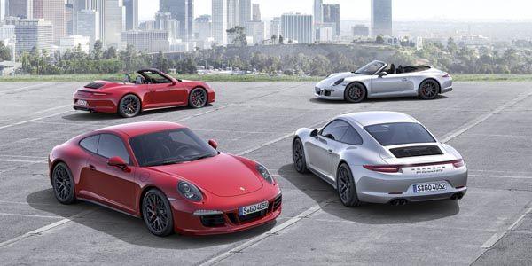Porsche présente sa nouvelle 911 Carrera GTS