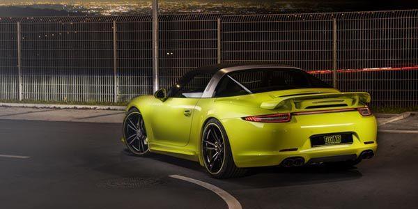 Porsche 911 Targa par TechArt