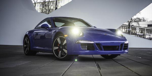 Édition limitée Porsche 911 GTS Club Coupé