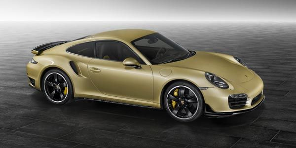 Nouveau kit aéro pour la Porsche 911 Turbo