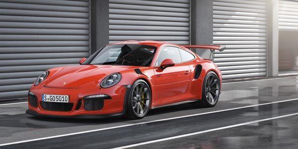 Configurez votre Porsche 911 GT3 RS
