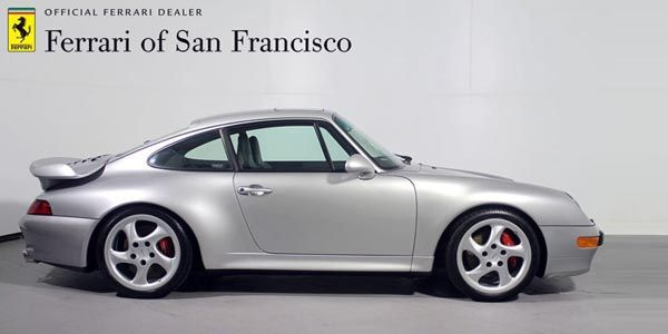 Une Porsche 993 Turbo à saisir pour 366 000 €