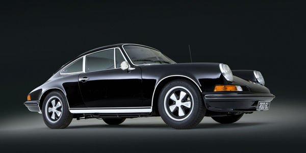 Une Porsche 911S ex-Hamilton aux enchères Bonhams