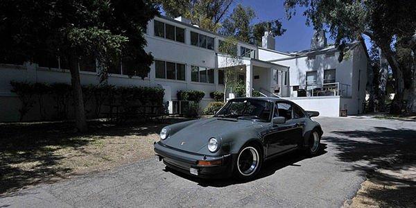 Une Porsche 911Turbo ex-McQueen aux enchères
