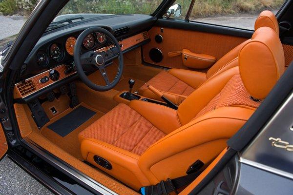 singer r invente la porsche 911 targa actualit automobile motorlegend. Black Bedroom Furniture Sets. Home Design Ideas