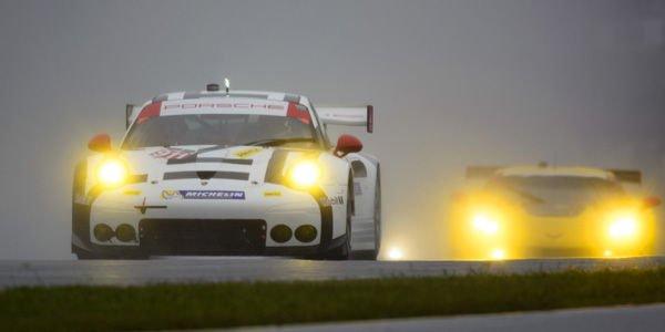 Petit Le Mans : victoire historique de Porsche