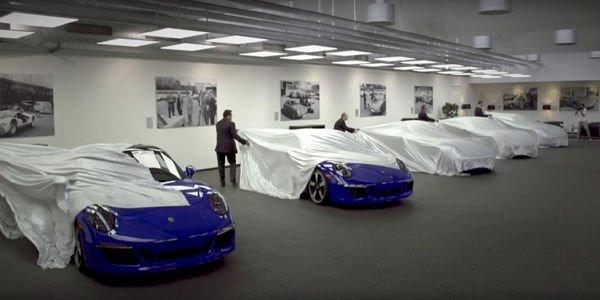Porsche 911 GTS Club Coupé : premières livraisons