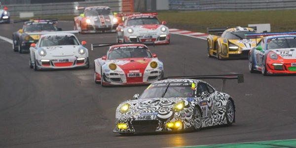 Baptême de piste réussi pour la nouvelle Porsche 911 GT3 R