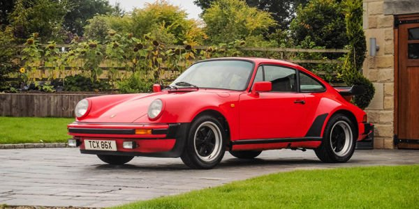 Deux Porsche 911 uniques aux enchères