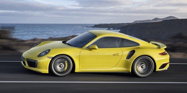 Restylage pour les Porsche 911 Turbo et Turbo S