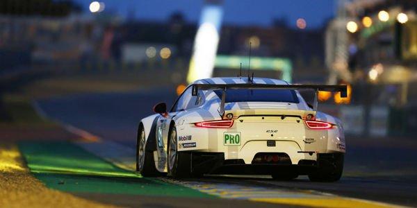 Le Mans : Kevin Estre avec Porsche