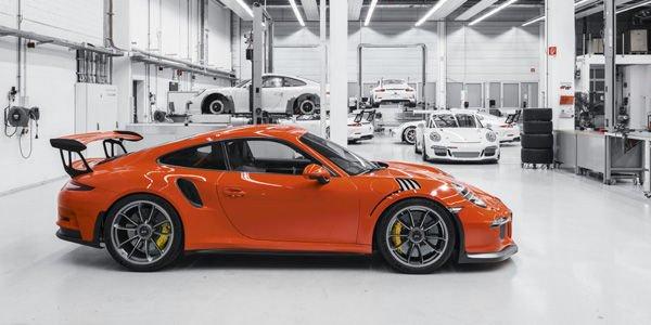 Une Porsche 911 R pour Genève ?
