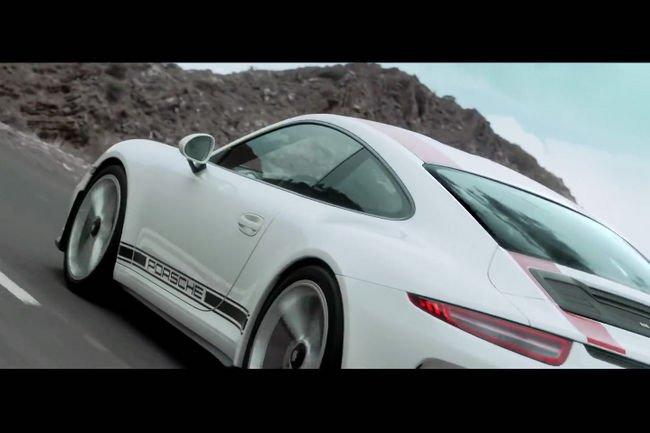 Porsche 911 R : plus rapide qu'un satellite ?