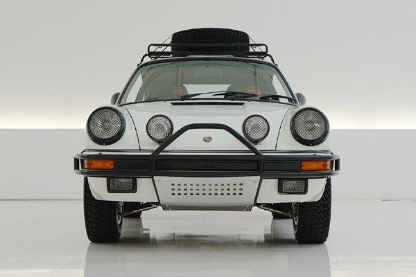 Une Porsche unique vendue par RM Sotheby's