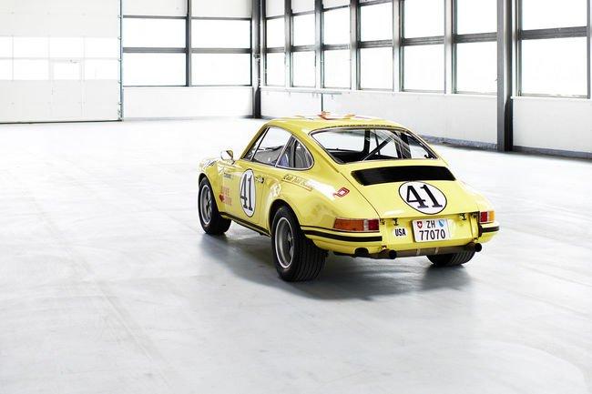 Porsche Classic redonne vie à une 911 2.5 ST Le Mans