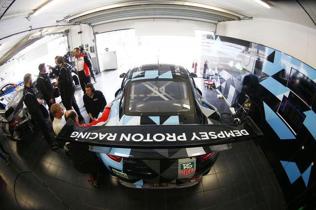 WEC : Porsche prêt pour la bataille des GT