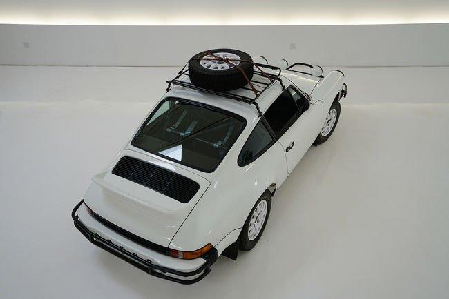 La Porsche 911 Luftgekühlt vendue 275 000 dollars