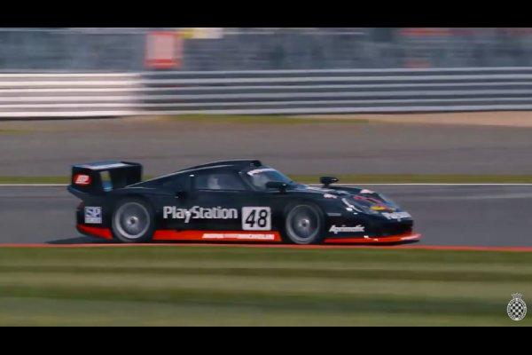 Embarquez en Porsche 911 GT1 Evo à Silverstone