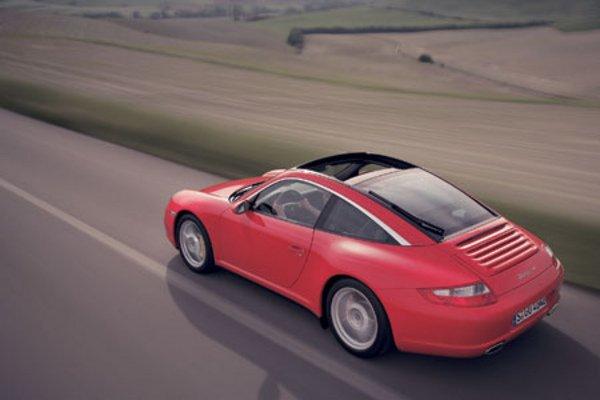 911 targa quatre roues motrices uniquement actualit automobile motorlegend. Black Bedroom Furniture Sets. Home Design Ideas