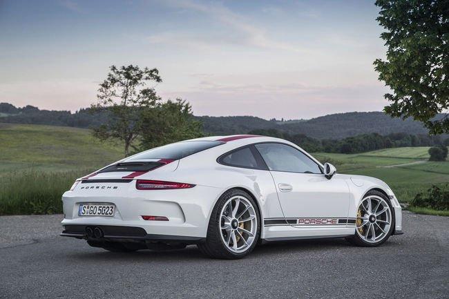 La cote de la Porsche 911 R explose