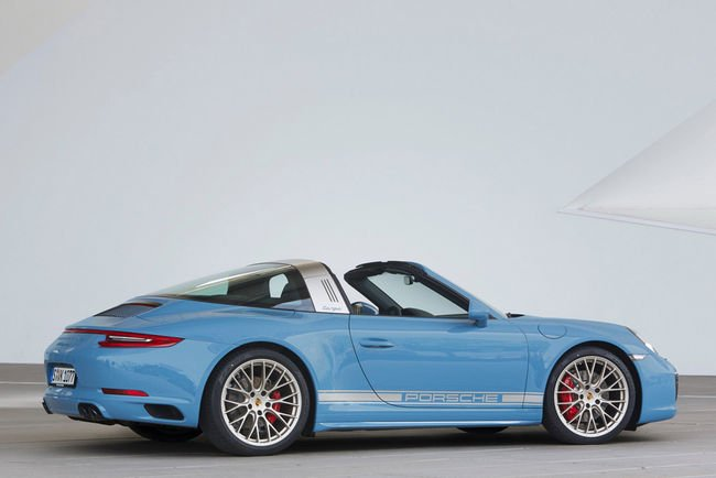 Porsche 911 Targa Exclusive Design Edition