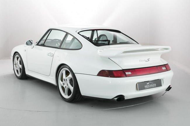 A vendre : Porsche 993 Turbo X50 de 1995