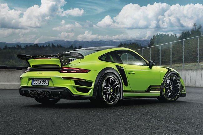 Porsche 911 GTstreet R par TechArt