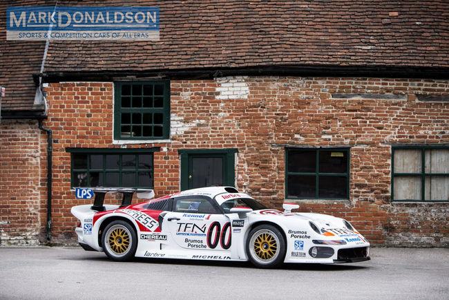 A vendre : Porsche 993 GT1 de 1997