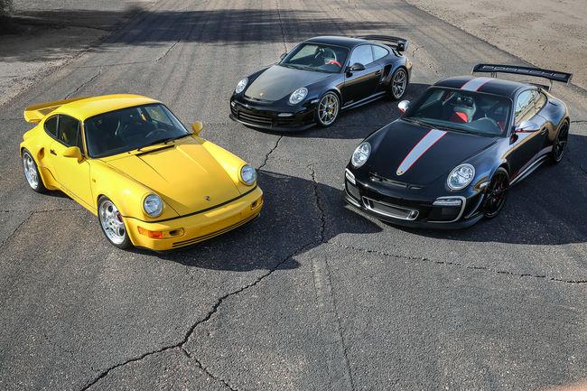 Gooding : une Porsche 911 GT1 aux enchères d'Amelia Island
