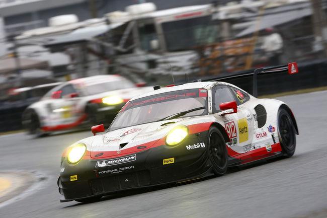 Gianmaria Bruni devient pilote officiel Porsche