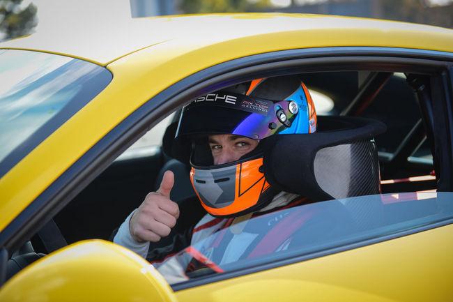 La Porsche 911 GT3 réalise un excellent chrono sur le Ring