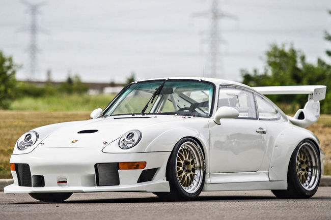 Une Porsche 911 GT2 Evo vendue 1.45 million de dollars