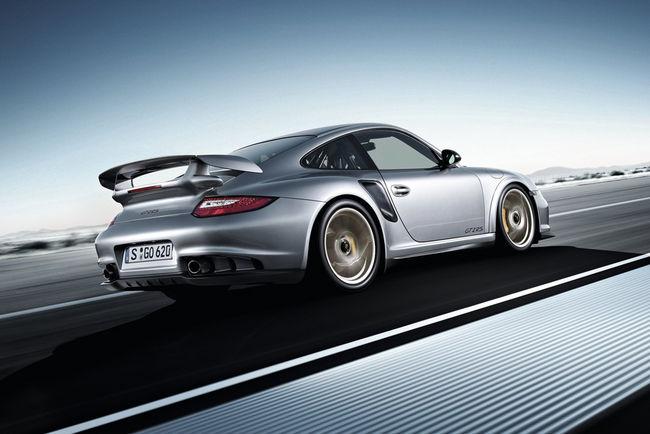 Nouvelle Porsche 911 GT2 RS : ça se précise