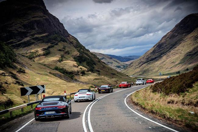 La millionième Porsche 911 entame son tour du monde