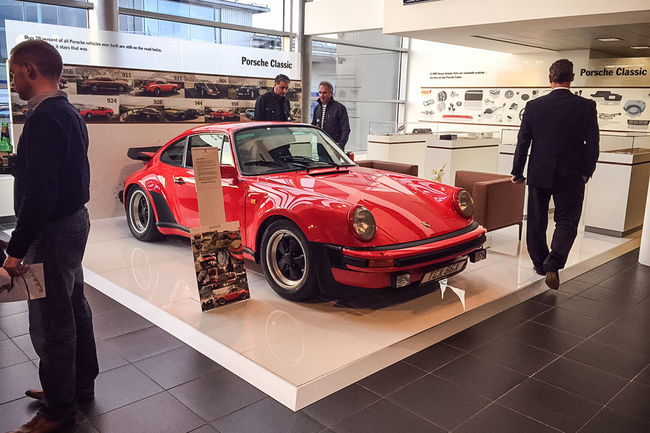 Silverstone Auctions : Porsche 911 (930) Turbo 1981