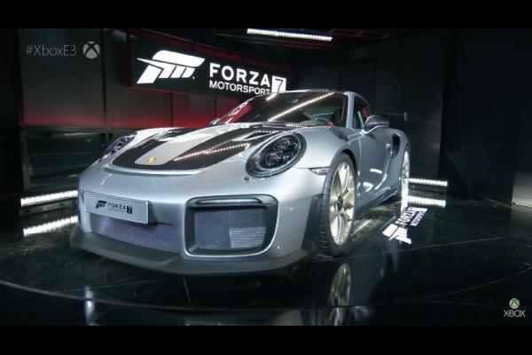 la nouvelle porsche 911 gt2 rs d voil e l 39 e3 actualit automobile m. Black Bedroom Furniture Sets. Home Design Ideas