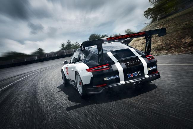 Porsche lance le programme Porsche Racing Experience