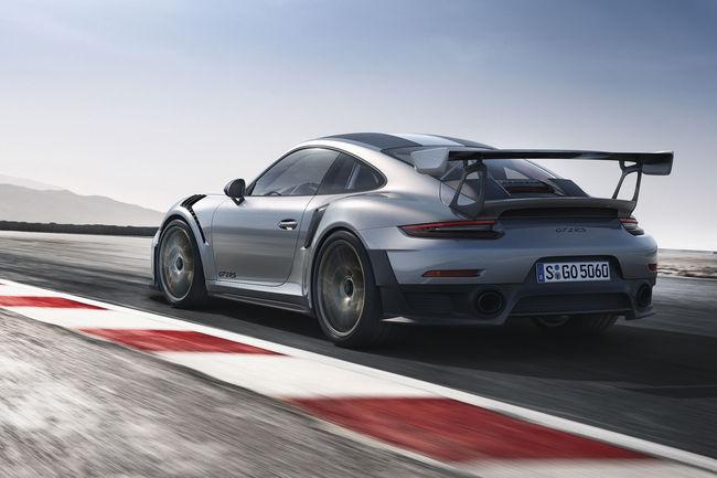 Porsche 911 GT2 RS : 700 ch sous le capot
