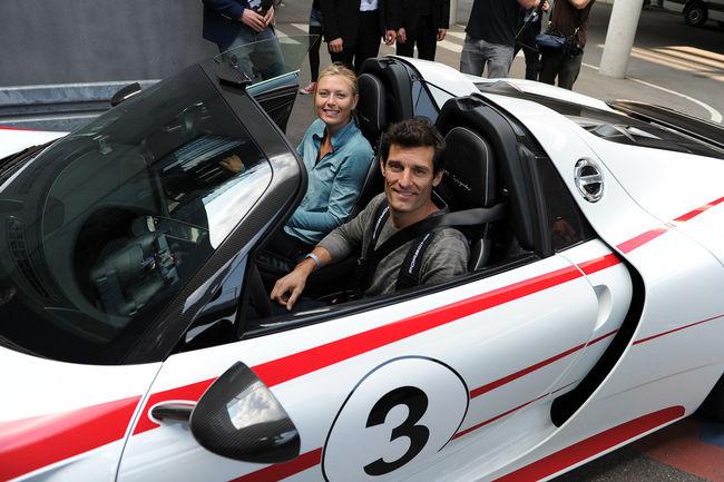 Mark Webber a participé au développement de la Porsche 911 GT2 RS