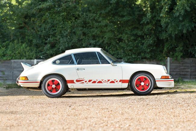 RM Sotheby's : Porsche 911 d'exception à Londres