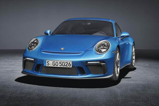 Francfort : Porsche 911 GT3 Touring Package