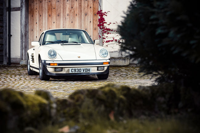 Silverstone Auctions : Porsche 911 Turbo SE 1985