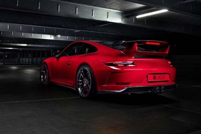 TechArt : un pack Sport pour la Porsche 911 GT3