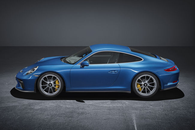Porsche 911 GT3 Touring Package : le pourquoi du comment