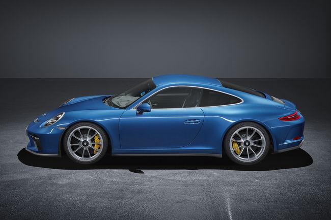 Porsche 911 GT3 Touring Package : le pourquoi du comment