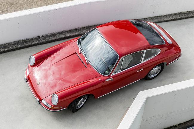 Le musée Porsche étoffe sa collection d'une rare 911