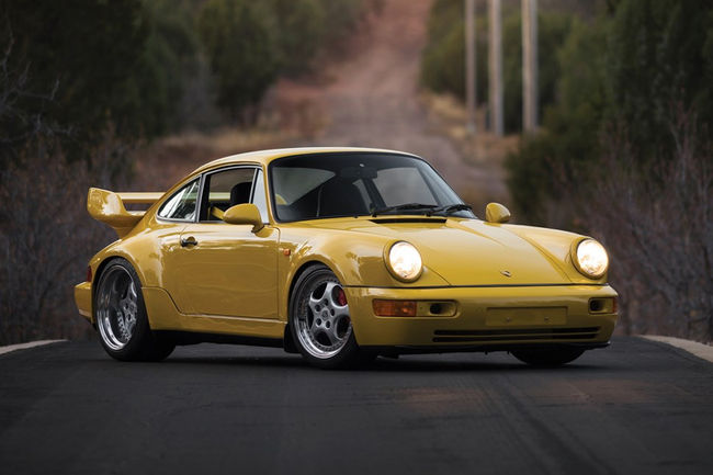RM Sotheby's : The Porsche 964 Collection