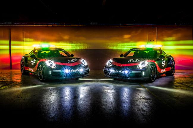 Porsche va fournir les safety-cars du WEC et de l'ACO