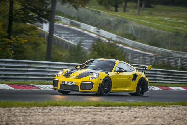 Une nouvelle Porsche 911 GT2 RS en approche ?
